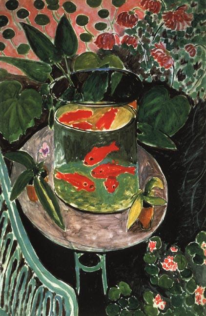 Henri_Matisse_Goldfish