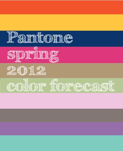 Pantone Spring 2012 Colors On Pinterest Feng Shui Colors