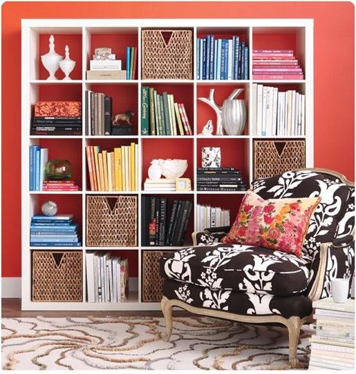 bookshelf feng shui