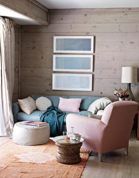 Pastel Color As Neutral Home Decor Feng Shui Interior Design The