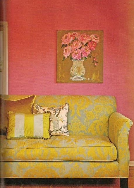 vintage pink_yellow