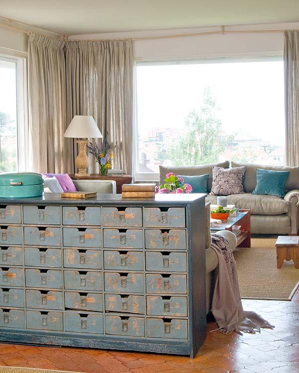 room dividers | clever design tricks | feng shui interior design