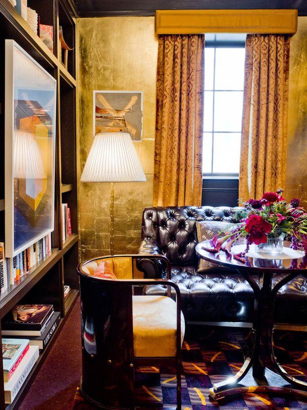 gold decor