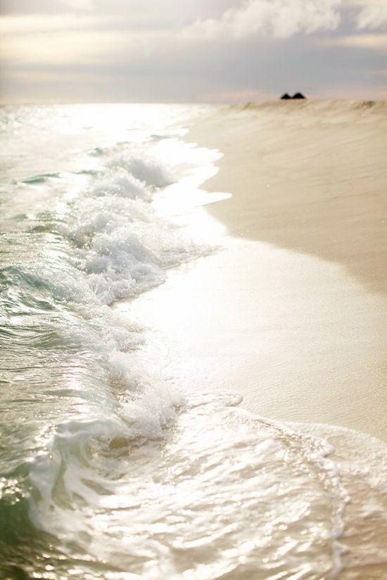 beach shimmer