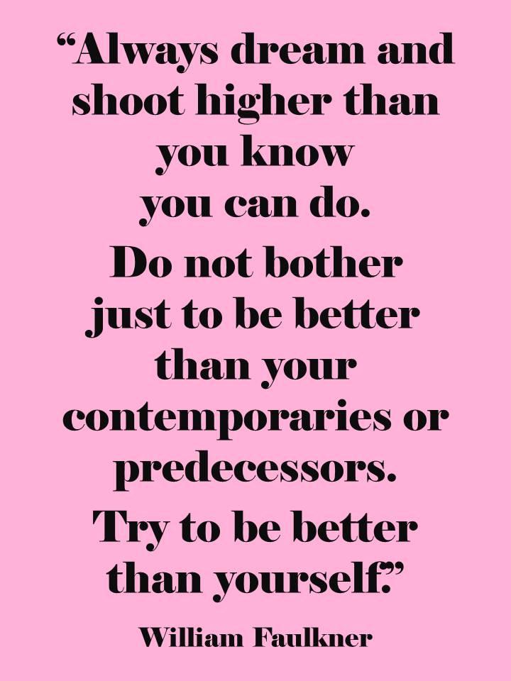faulkner quotes