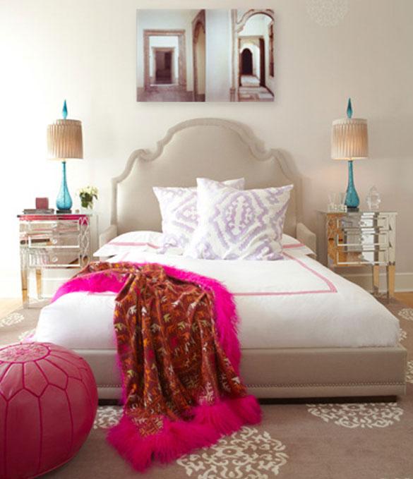 feng shui bedroom tips | nightstand decor inspiration | the tao of dana Nightstand Decor