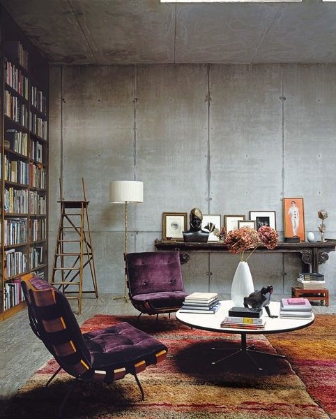 concrete in design