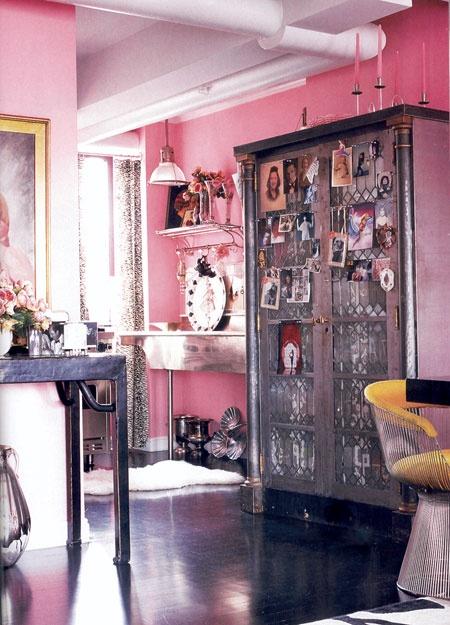 pink betsy johnson