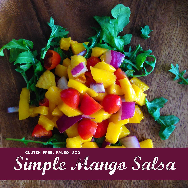 mango salsa