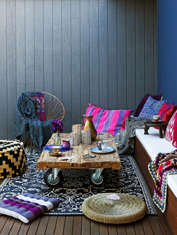 Bohemian Chic Modern Decor   Feng Shui Interior Design ... on Boho Modern Decor  id=80681