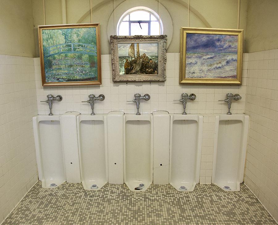 Monet, Manet, Renoir