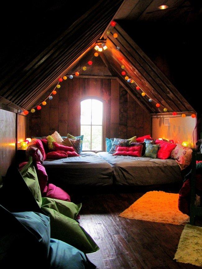 meditation attic