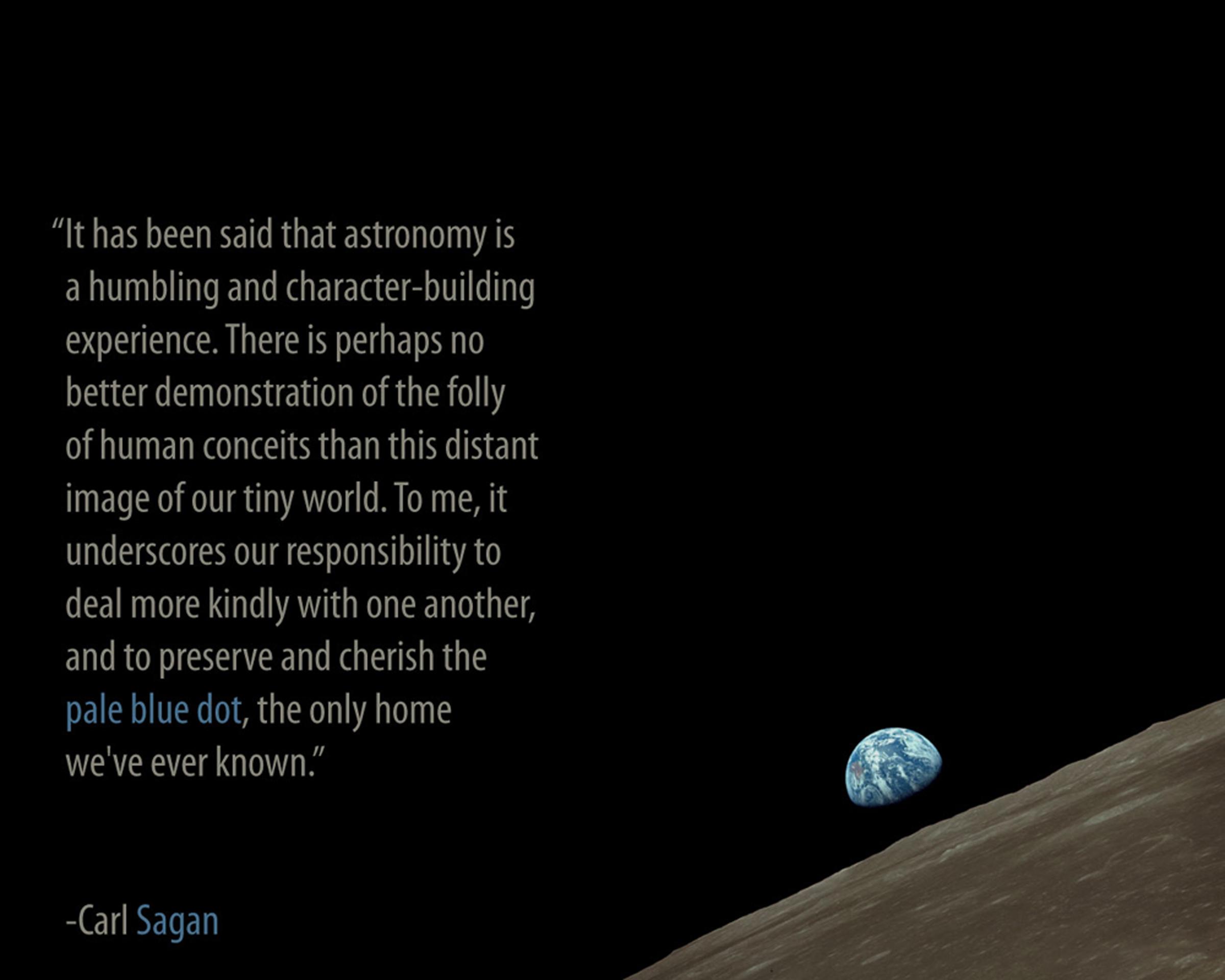 Carl Sagan Wallpaper 1280x1024