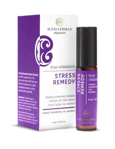 H. Gillerman Organics True Relaxation Stress Remedy