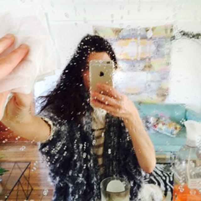 wash mirrors