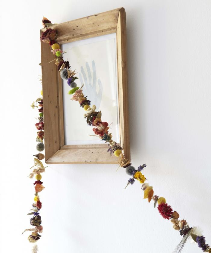 Diy Flower Garland: Spring Feng Shui Home DIY Projects