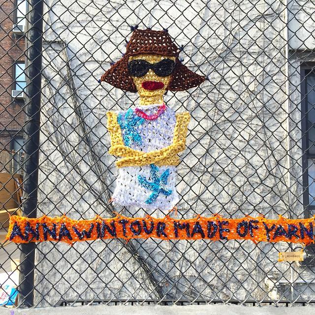 anna wintour yarn