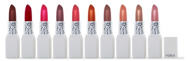 The Balanced Beauty Of Nudus Lipstick!