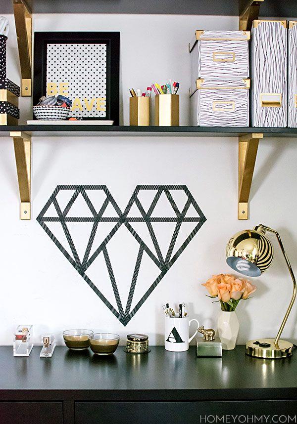 black accessories home