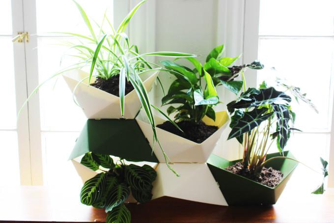 modular living planter