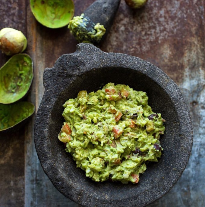 Olive Guacamole by Tara Stiles
