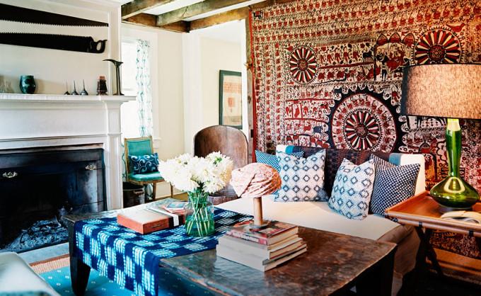 Boho Fabric Inspiration