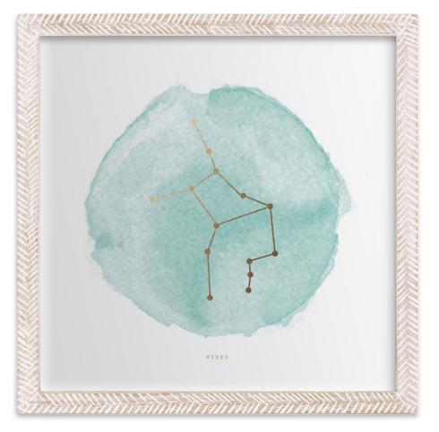 Zodiac Foil Art