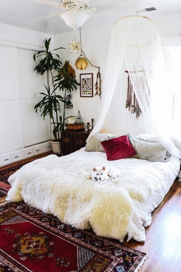 boho bedroom