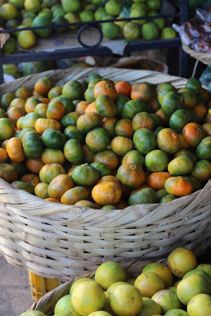 oranges in feng shui