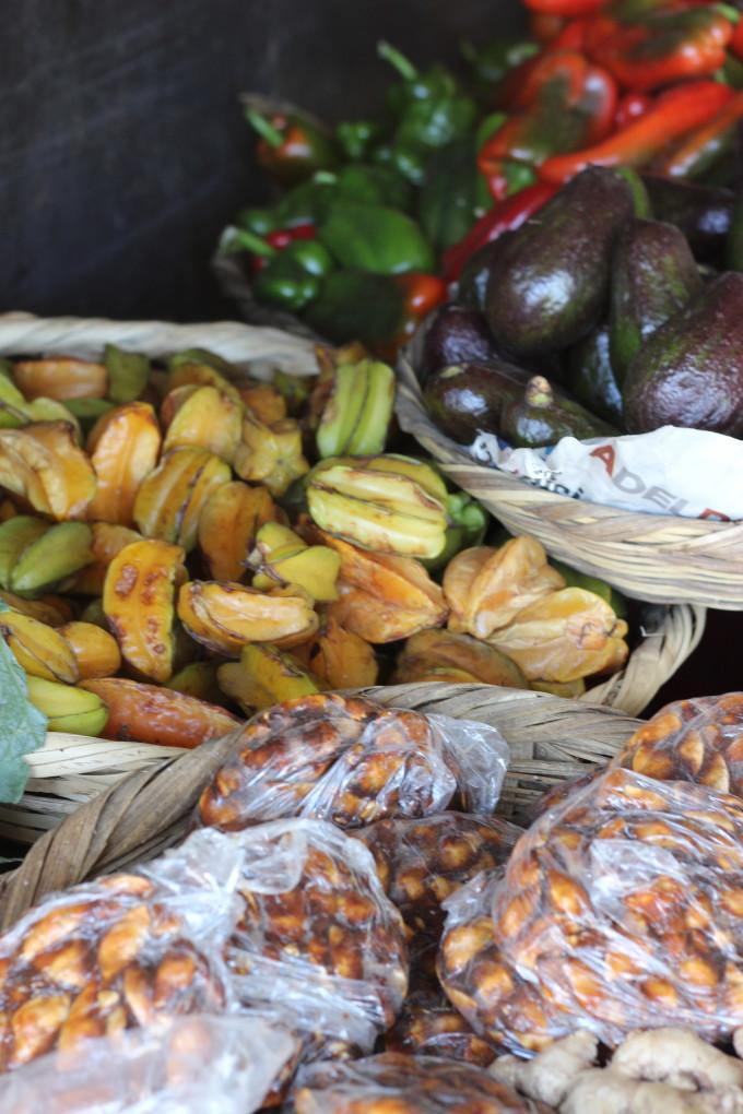 exotic fruit in nicaragua