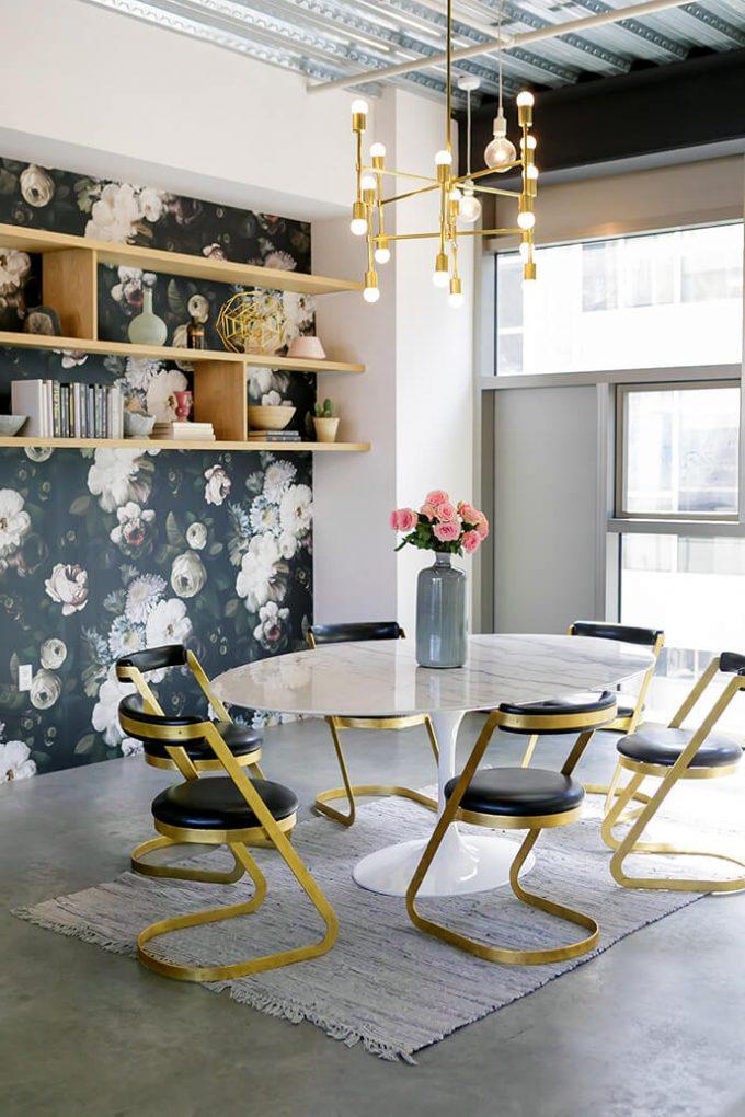 create & cultivate offices via glitter guide