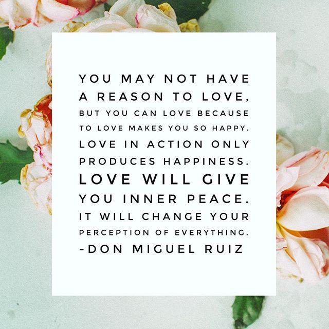love doesn't need a reason