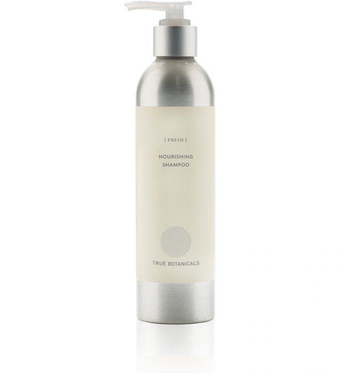 True Botanicals Nourishing Shampoo and Conditioner